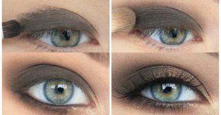 łatwy Makijaż Dzienny Dla Szarobłękitnych Oczu Codzienna Wariacja