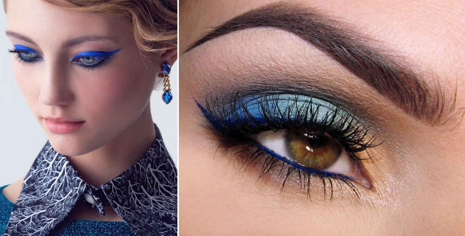 Mavi Gözler için Makyaj Önerileri
