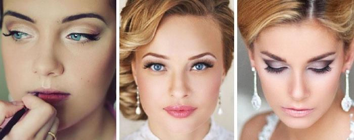 Blush vyberajte z prirodzenej palety odtieňov a nepoužívajte príliš hustú  vrstvu. Chladný rozsah je najlepšie zatienený modrými očami. 2f1921ced15