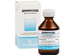 Arthrose dimexide