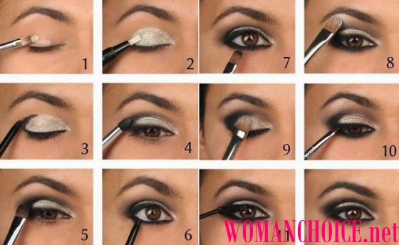 Dumanlı Göz Makyajı Nasıl Yapılır: Adım Adım Talimat
