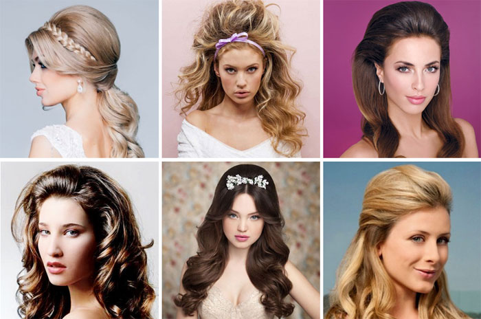 Loose Hair Ca Opțiune Pentru Coafura Miresei Coafuri De Nunta Cu Bucle