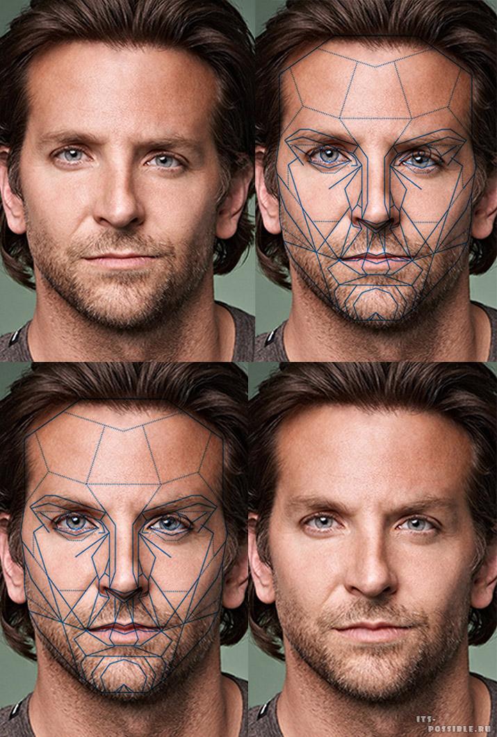 фотохудожник, правильные черты лица у мужчин фото реальности пачка