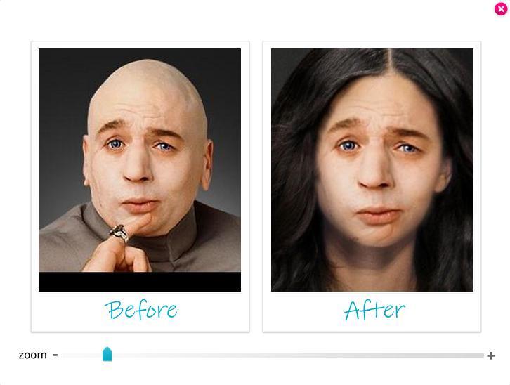 Aplikacja Która Wybiera Fryzurę Jak Wybrać Fryzurę Do