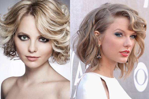 Причёски на каре фото на торжество с челкой до и после