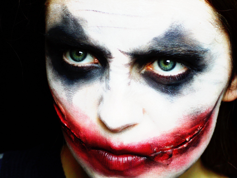 Šminka za noć veštica za djevojčice. Šminka za noć veštica: kostur