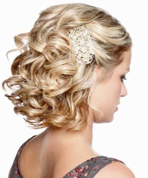 Fryzury ślubne Na Krótkie Włosy Najmodniejsze Stylizacje ślubne Na