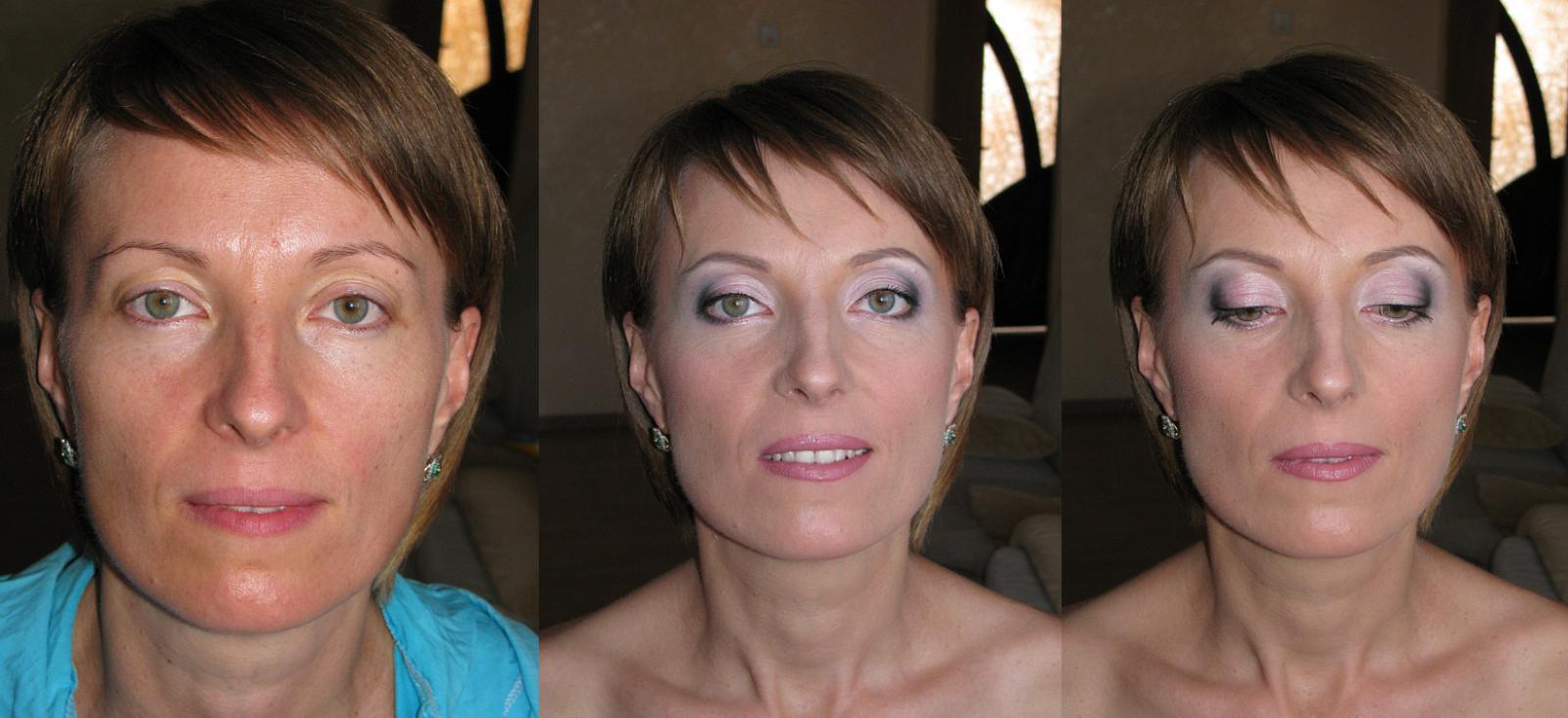 макияж для 50 летних женщин фото