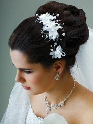 Coafuri De Nunta Cu Bucle Si Voal Coafuri De Nunta Cu Un Voal Lung