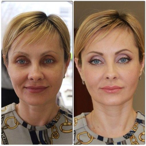 какой макияж молодит женщину в 40 лет