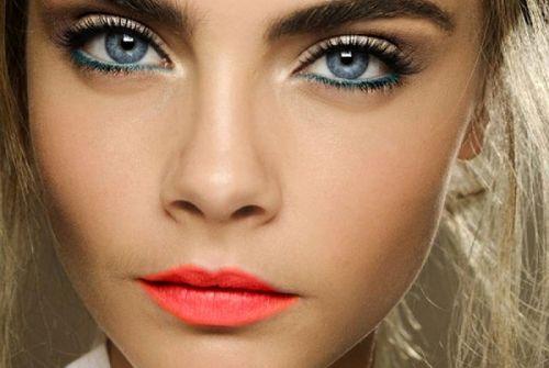 Set De Vară Pentru Ochi Albastri Cenușii Pictim Ochii Albastri Gri
