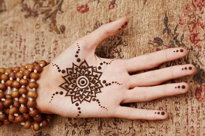 Pola Henna Di Tangan Adalah Pola Mehendi Di Rumah Tip Dan Saran