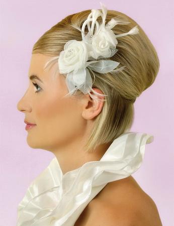 Coafuri De Nunta Pentru Parul Scurt Stilul De Nunta Cel Mai La Moda