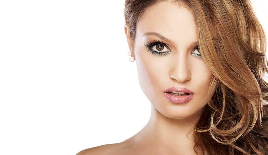 Beautiful cheekbones in girls  How to make cheekbones more