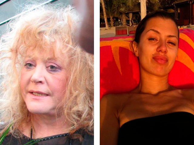 российские певцы без макияжа фото добраться диво-острова цены